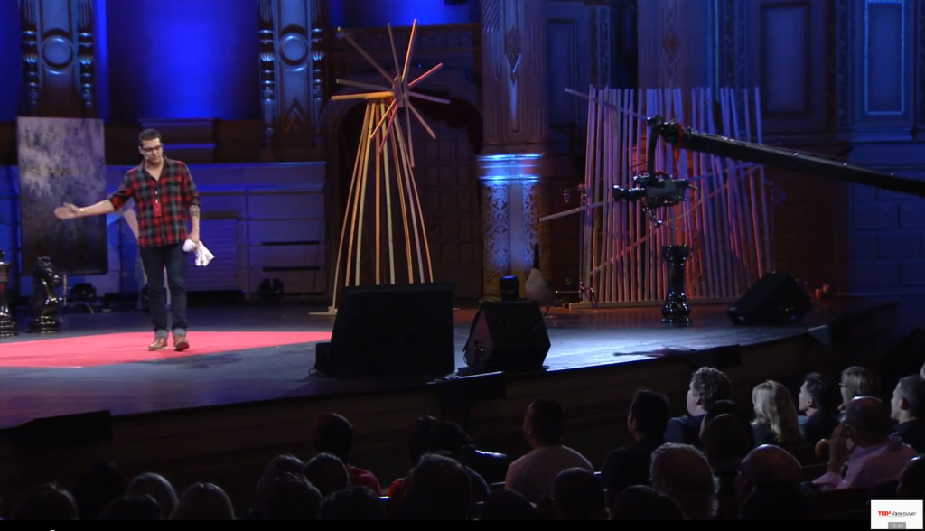 Mark Brand TEDxVancouver